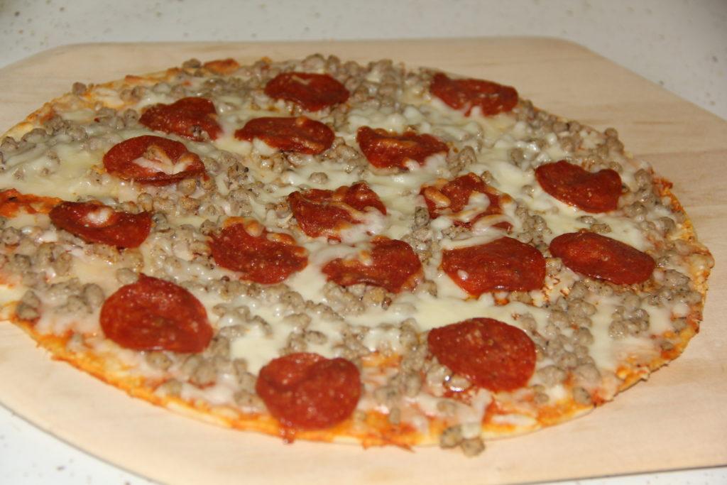 Andoro & Sons Pizza Fundraising- Our Original Mozzarella Combo Pizza