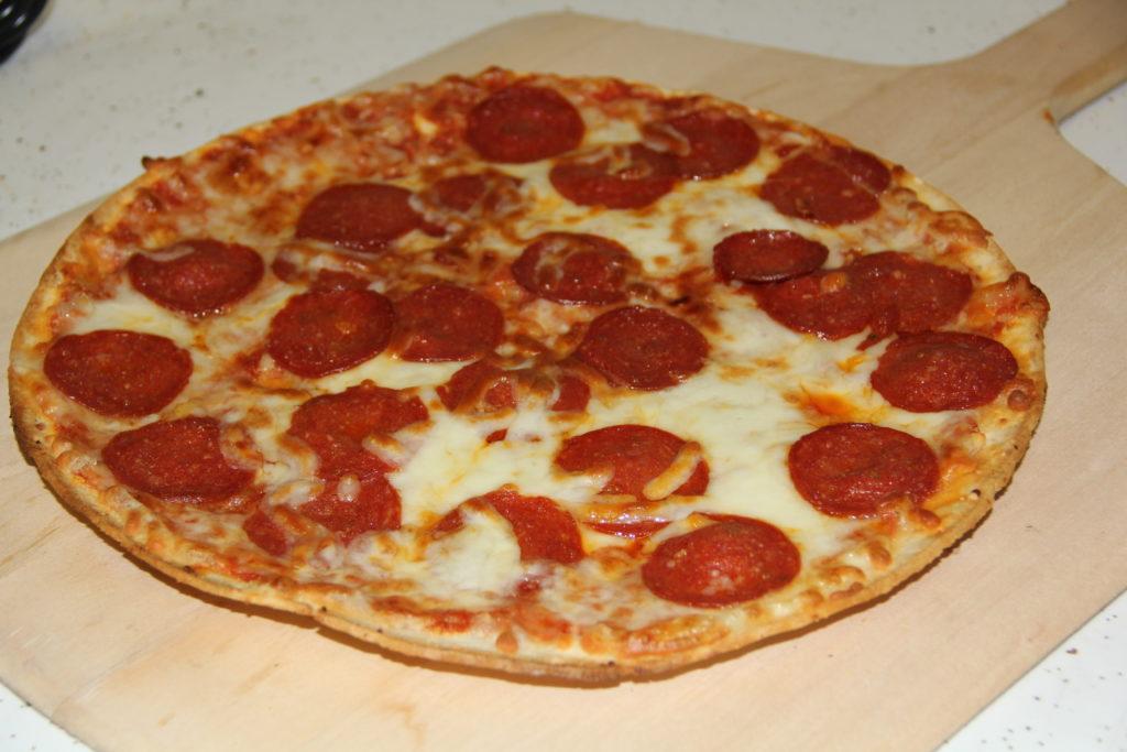 Andoro & Sons Pizza Fundraiser- Our Original Mozzarella Pepperoni Pizza